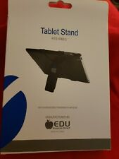 Brown Mackie College Tablet Stand for ipad 2