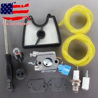 Carburetor Air Filter Kit For Husqvarna 125B 125BX 125BVX Blower # Zama C1Q-W37
