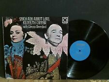 KENNETH CONNOR Much Ado About Love  LP  Carry On Flims star   Comedy  RARE !!