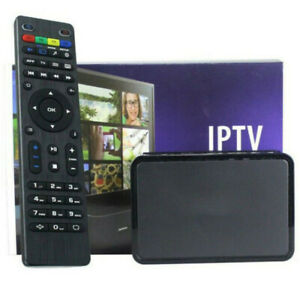 For Mag 250 Set Top Box Multimedia Player Internet TV Receiver w/ Remote Control