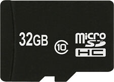 32 GB MicroSDHC class 10 tarjeta de memoria para Samsung p7501 galaxy tab 10.1n