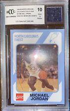 1989-90 UNC Michael Jordan UNC Practice worn shorts BCCG 10 **SEND OFFERS**