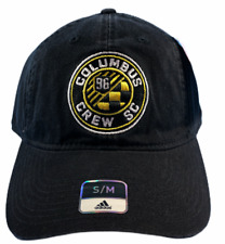 Columbus Crew MLS Adidas Size S/M Fitted Hat Brand New