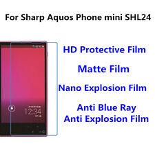 3pcs For Sharp Aquos Phone mini SHL24 High Clear/High Clear Screen Protector