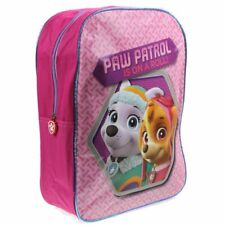Paw Patrol Skye & Everest Large School Bag Rucksack Backpack