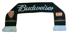 Budweiser French Scarf 2014 World Cup in Brazil 'Tous Ensemble' Spain Flag