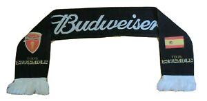 Budweiser French Scarf 2014 World Cup in Brazil 'Tous Ensemble' Spain Flag