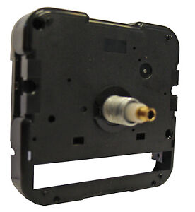 NEW Seiko Quiet Step Clock Movement with Hands - Choose a Size! (MTW-70)