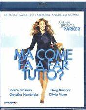 Blu-ray - MA COME FA A FAR TUTTO?