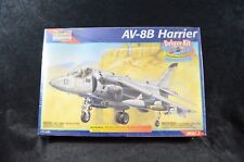 Revell Monogram AV-8B Harrier 1:48 Scale Airplane Model Deluxe Kit NEW SEALED