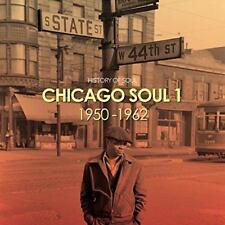 Chicago Soul - The Early Years - Various (NEW 2CD)