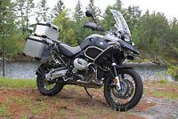 Pannier Liner Inner bags Pair for BMW Motorbike R1200GS Adventure Aluminum