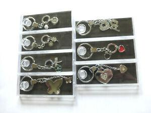 Schlüsselanhänger  Schmetterling & co verschieden zur Auswahl