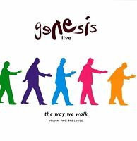 GENESIS live - the way we walk (volume two - the longs) (CD album) prog rock