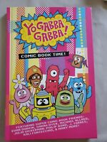 Yo Gabba Gabba : Comic Book Time by Michael Allred (2011, Hardcover)