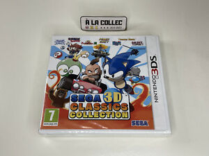 Sega 3D Classics Collection - Jeu Nintendo 3DS (FR) - PAL - NEUF