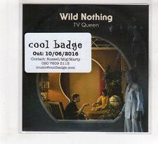 (HF513) Wild Nothing, TV Queen - 2016 DJ CD