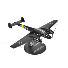 Atlas Editions JR10 Messerschmitt Bf 110 E-2 - Schnaufer 1942 - Fighters of WWII