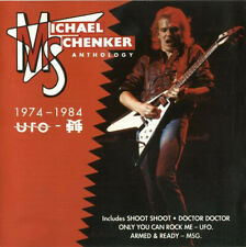 Michael Schenker ‎– Michael Schenker Anthology (1974 - 1984 / UFO - MSG)