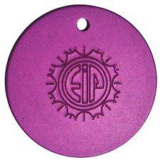 Tesla Purple Plates - Energy Locket Disk Emf Protection