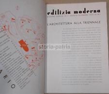ARCHITETTURA_TRIENNALE '33_ROTHSCHILD_PICA_ALBINI_CAMUS_MOSSO_PALANTI_PENSABENE