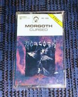 Black/Death Metal Morgoth Cursed VG Cassette Tape MC Played/Tested