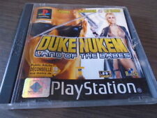 POUR ps1 Duke Nukem land Of The Babes