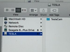 Tesla USB drive 32GB ready to use for your TESLACAM, Sandisk Brand 3.0 speed