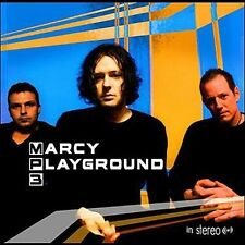 ~BACK ART MISSING~ Marcy Playground CD Mp3
