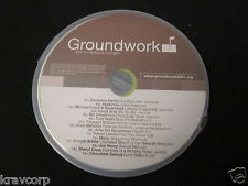 MADONNA/TOM WAITS/MOBY 'GROUNDWORK' 2001 LIMITED CD
