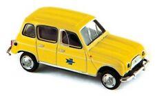 "Renault 4L berline (1962) ""La Poste"" - NOREV - Echelle 1/87 - Ho"