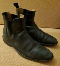 Men's Cole Haan Warren Black Leather Chelsea Boots - Style C20707 Size 9.5 M