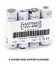 Batterie compatible Compex 4.8V 1.7Ah 941210Compatible