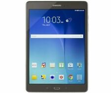 "Samsung Galaxy Tab A SM-T550 9.7"" 5MP Cam 16GB WiFi 1.2 GHz Android Tablet Black"