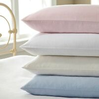 Bedding Heaven Super Soft Flannelette Sheets. Blue, White, Pink, Cream.