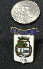 Pin, Escudo del Pueblo de Aguadilla Puerto Rico.