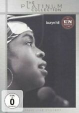 Lauryn Hill MTV Unplugged DVD The Platinum Collection PAL Region 0