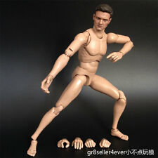 "1/6 Head Sculpt The Avengers Hawkeye Jeremy Renner with 12"" figure Body"