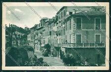 Savona Celle Ligure ABRASA cartolina QK5152
