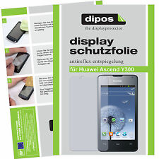 Huawei Ascend Y300 screen protector protection guard anti glare