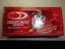 2000 Donruss Football Hobby Jumbo factory sealed box
