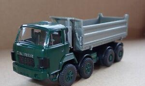 Roskopf RMM      SAURER D 330   4-achs Kipper   grün