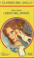 (Ellery Queen) I denti del drago 1981 n.375