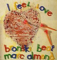 """Bronski Beat I feel love (9:43min., 1985, & Marc Almond) [Maxi 12""""]"""