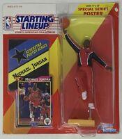 Starting Lineup Michael Jordan warmups 1992 action figure