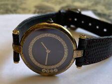Must de Cartier Vermeil Paris Argent Ladies Watch 925 Sterling Silver