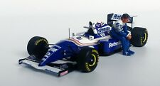 1/43 Ayrton Senna-ROTHMANS WILLIAMS RENAULT FW16 figurine figure 1994 assis