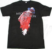 Michael Jackson T-shirt T shirt Tee BILLIE JEAN Bravado OFFICIAL 2009 NEW