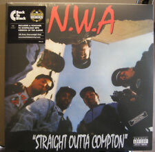 "N.W.A. ""STRAIGHT OUTTA COMPTON"" - LP - 180 GRAMM - MP3 DOWNLOAD CODE"