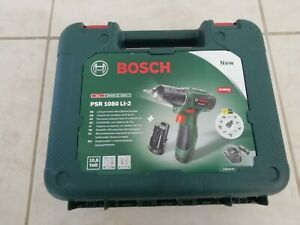 Bosch Koffer für Akkubohrschrauber PSR 1080 LI-2, Stapelbox, Leerkoffer NEU